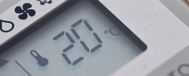 the right temperature