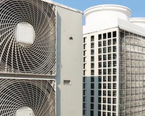 vrf industrial air conditioning