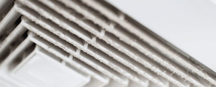 dirty air conditioning filters