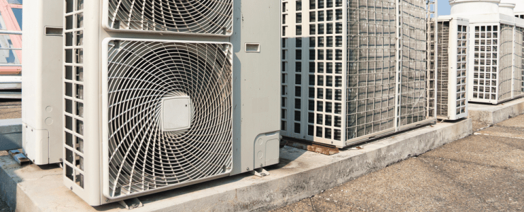 large air conditioning units